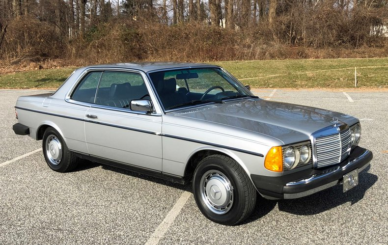 1978 Mercedes-Benz 280CE For Sale