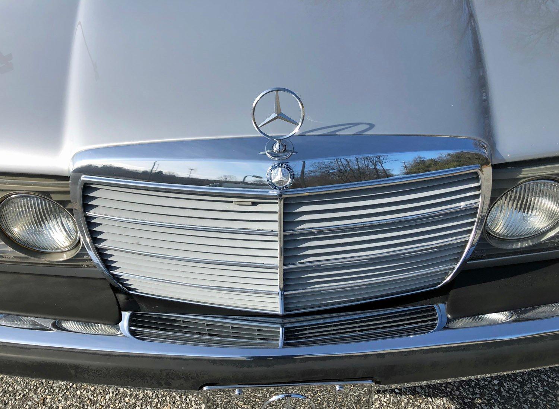 1978 Mercedes-Benz 280CE