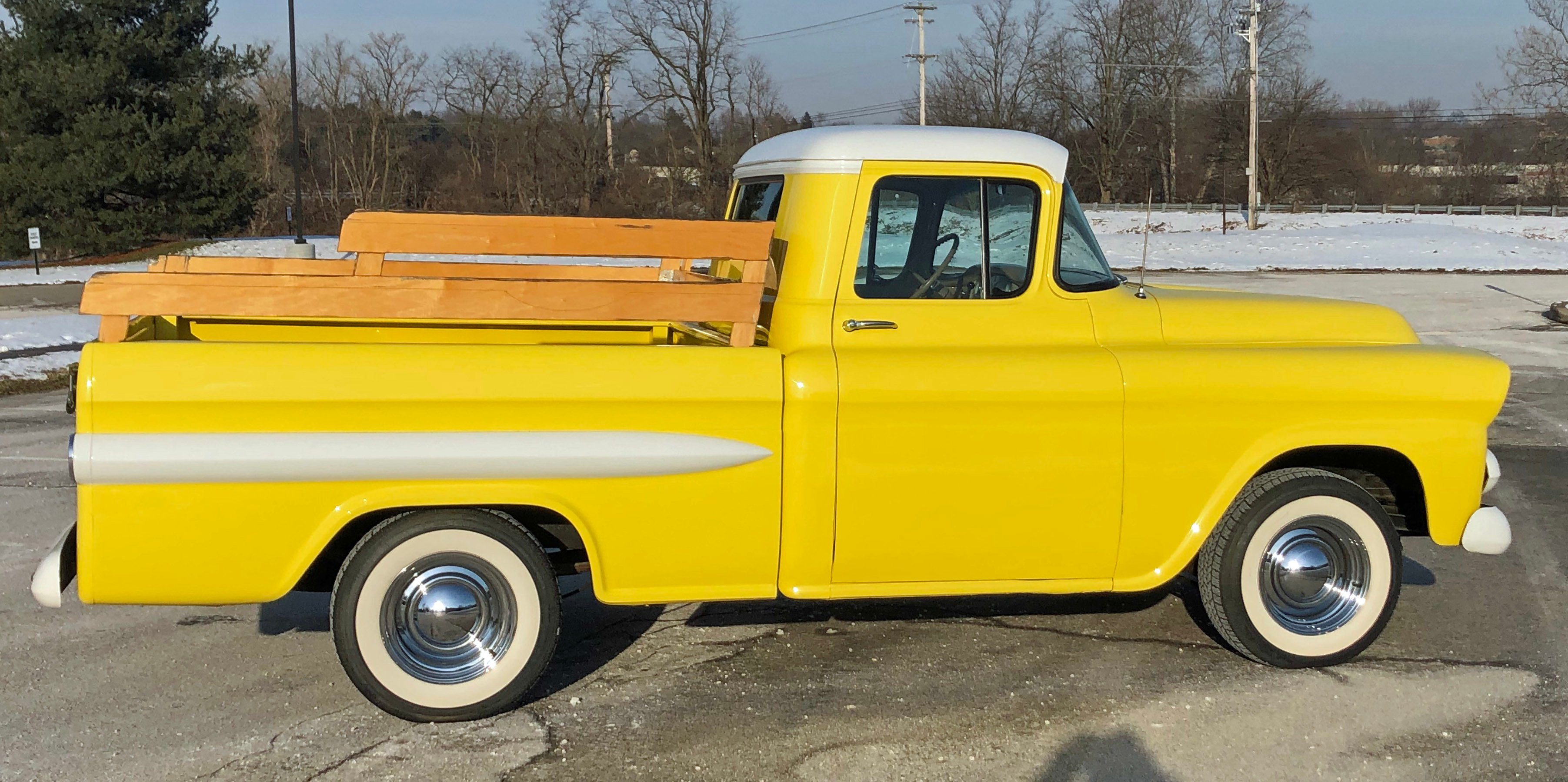 1959 GMC 1/2 Ton Pickup