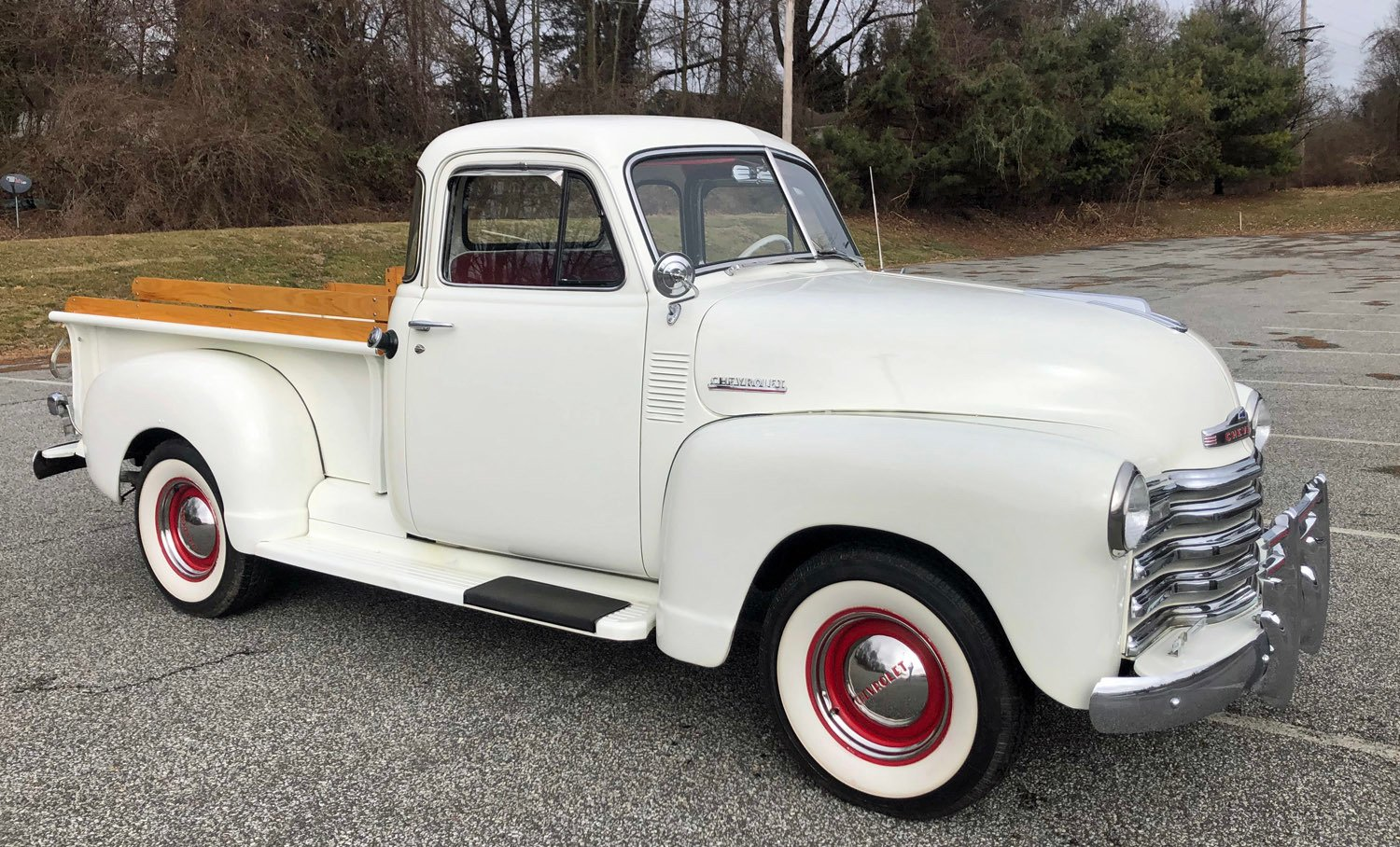 1951 chevrolet 3100 1 2 ton pick up