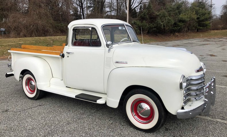 1951 Chevrolet 3100 For Sale