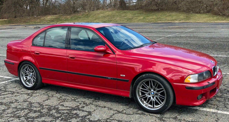 2000 BMW M5