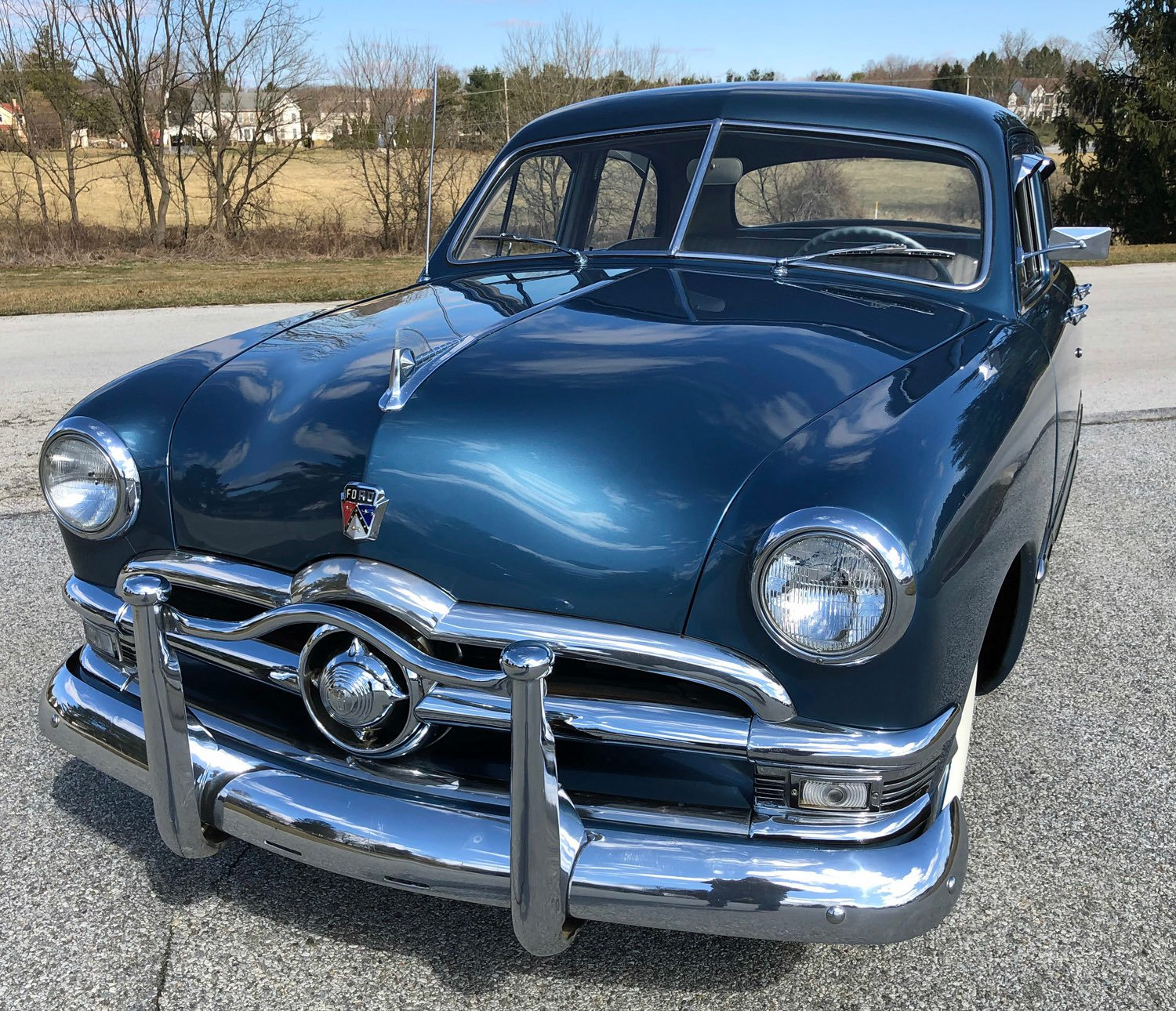 1950 Ford Deluxe