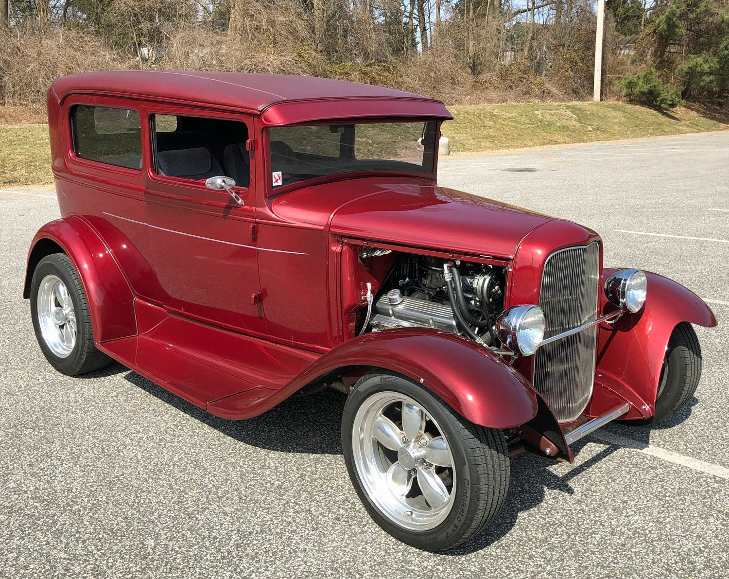 1931 ford model a hot rod
