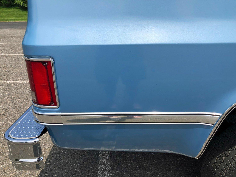 1987 Chevrolet K-10