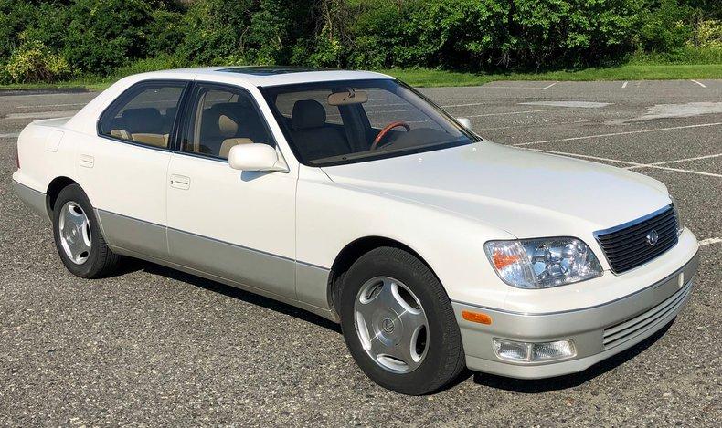 2000 Lexus LS400 For Sale