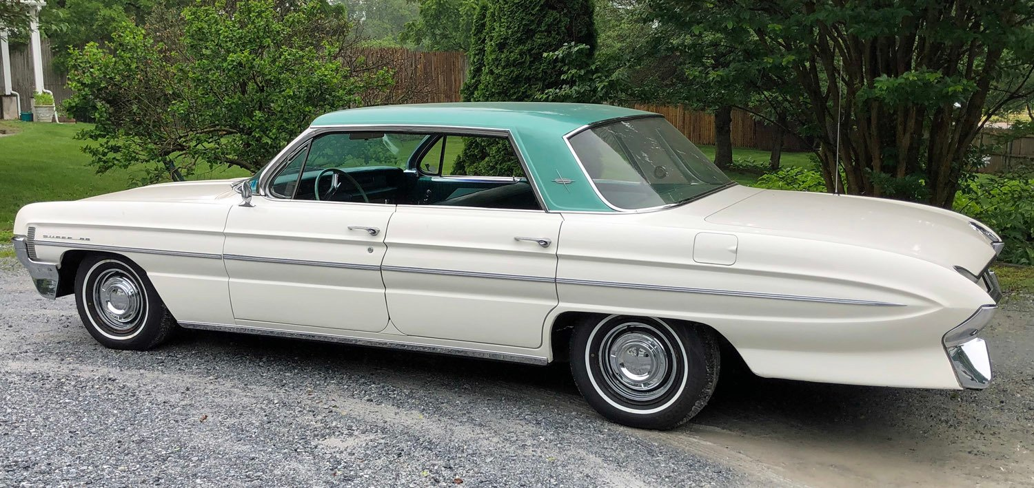 1961 Oldsmobile Super 88
