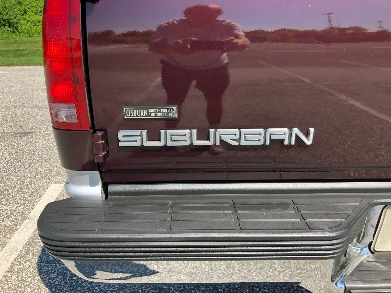 1997 GMC Suburban