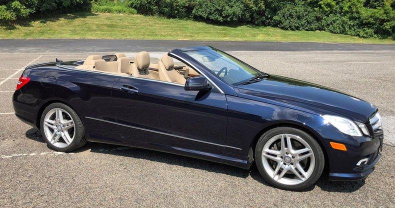 2011 Mercedes-Benz E550 For Sale