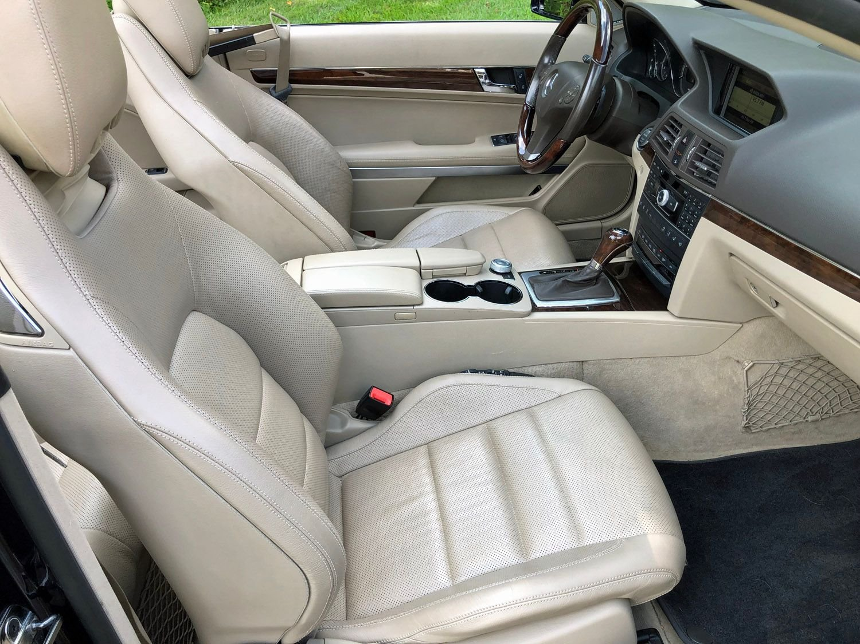 2011 Mercedes-Benz E550