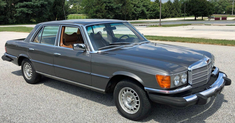 1980 mercedes benz 300 sd turbo deisel