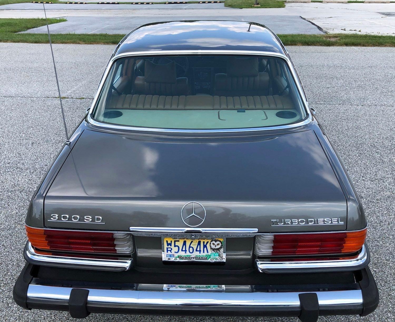 1980 Mercedes-Benz 300 SD Turbo Deisel