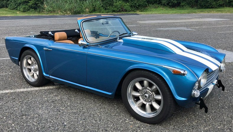 1966 Triumph TR4 A for sale #174157 | Motorious