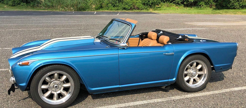 1966 Triumph TR4
