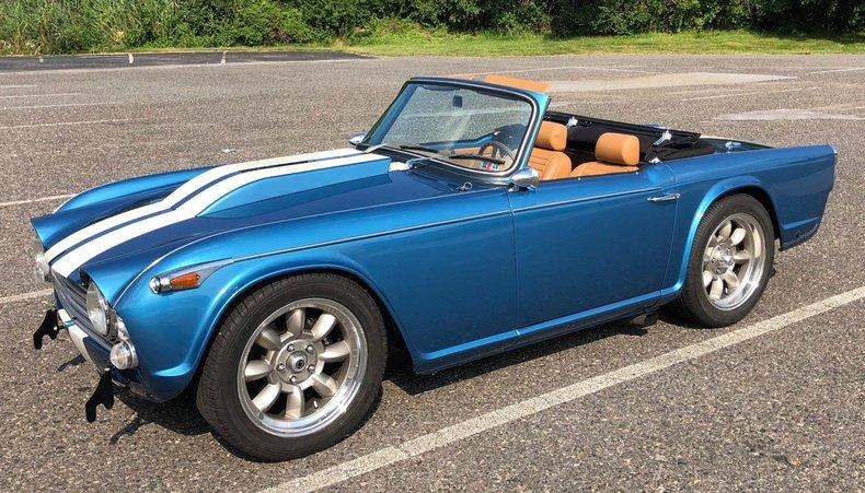 1966 Triumph TR4 A for sale #174157   Motorious