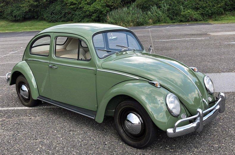 1963 Volkswagen Beetle For Sale