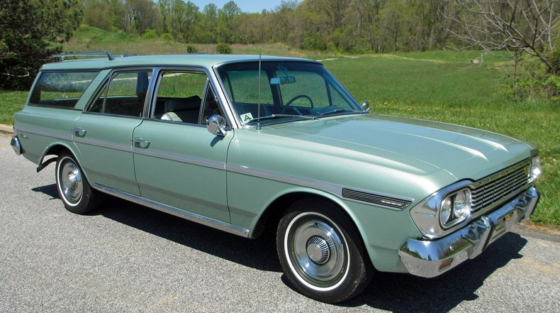 1964 rambler cross country