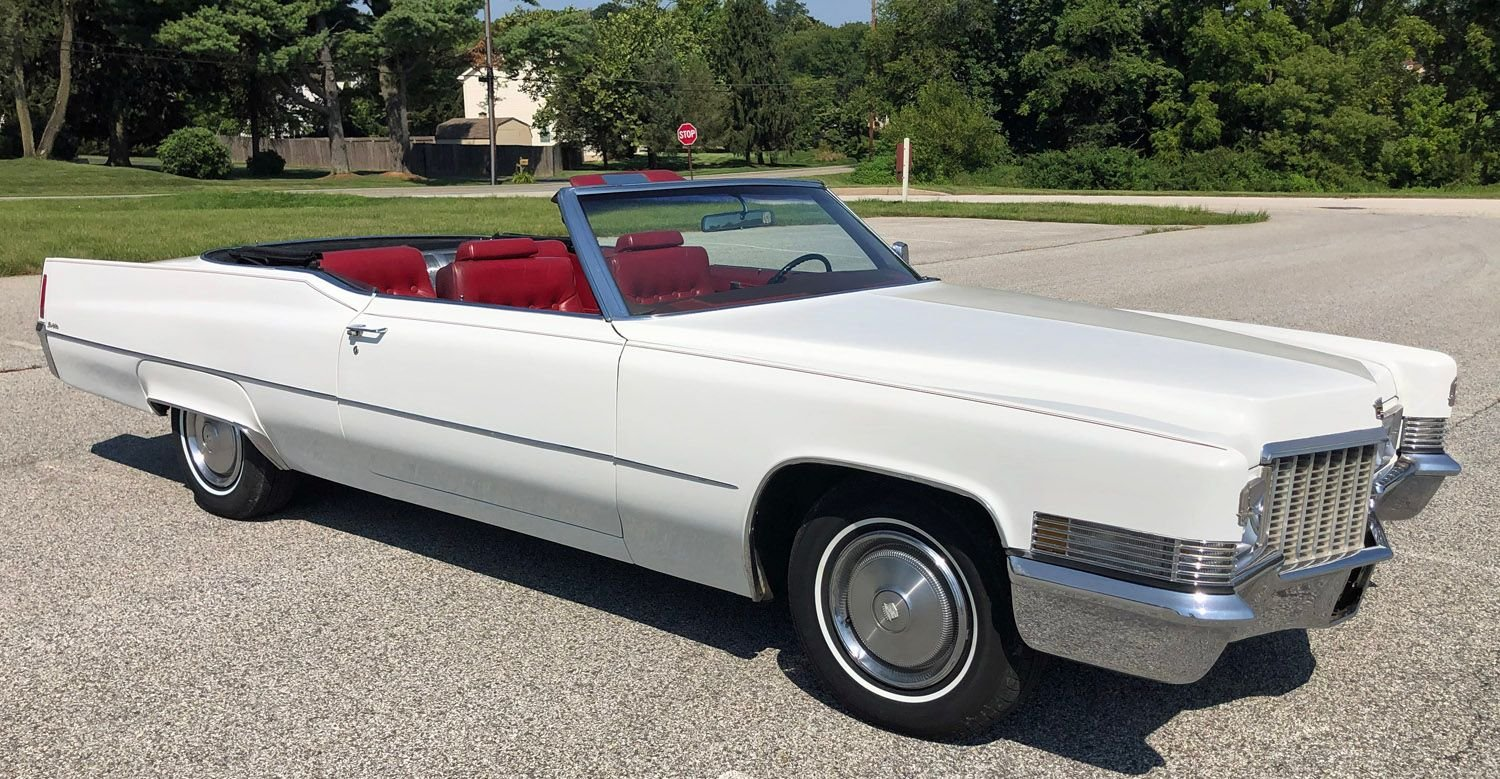 1970 Cadillac DeVille | Connors Motorcar Company
