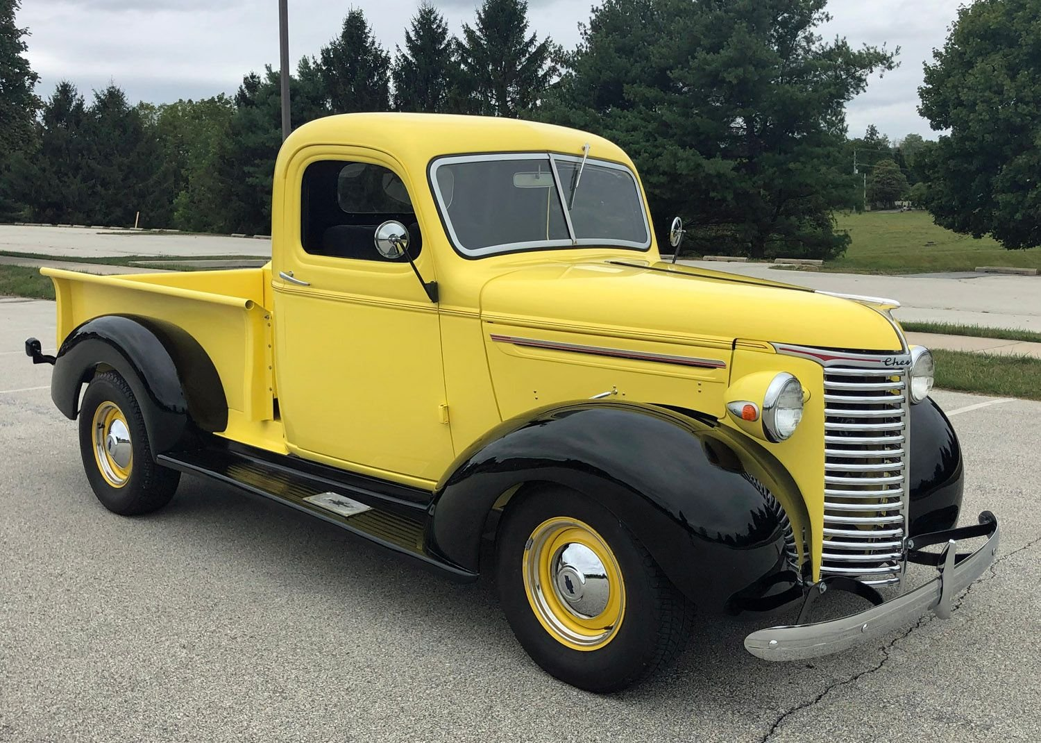 1939 chevrolet 1 2 ton pickup street rod