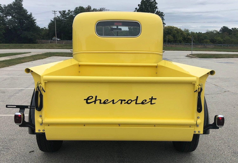 1939 Chevrolet 1/2-Ton Pickup