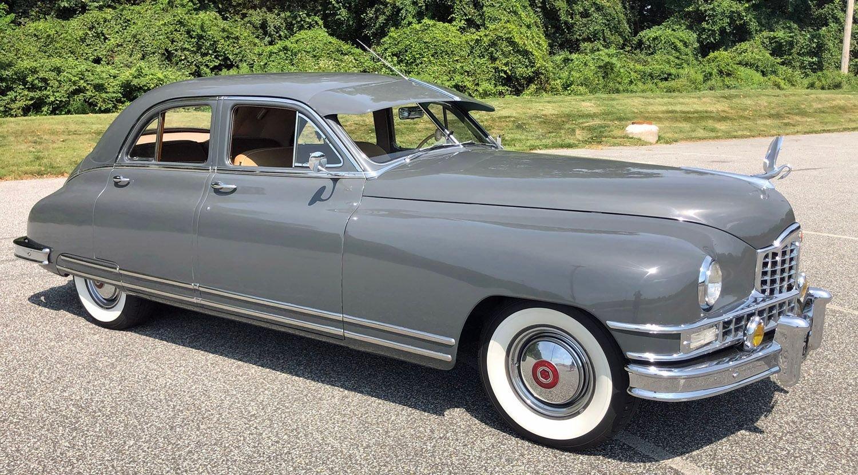 1949 packard custom eight touring sedan