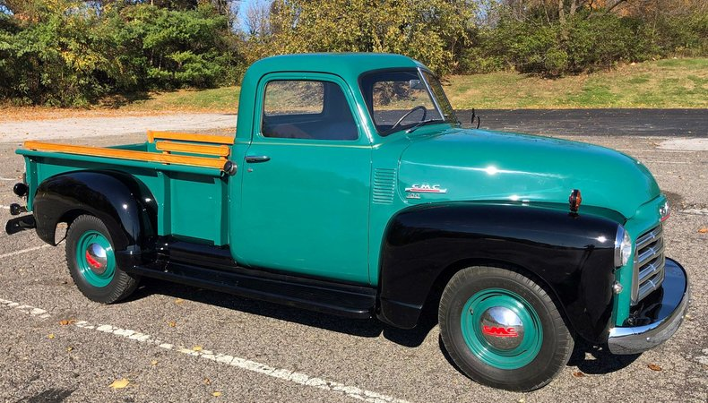 1949 gmc 1 2 ton pickup