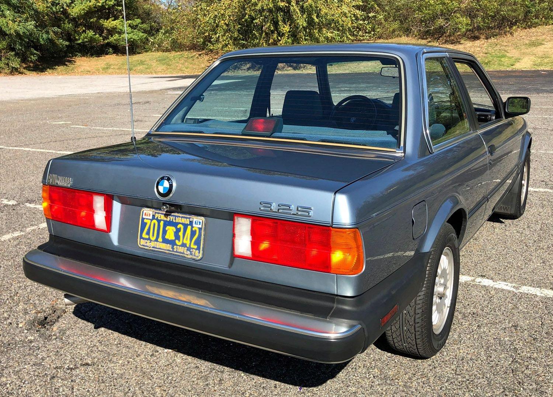 1987 BMW 325