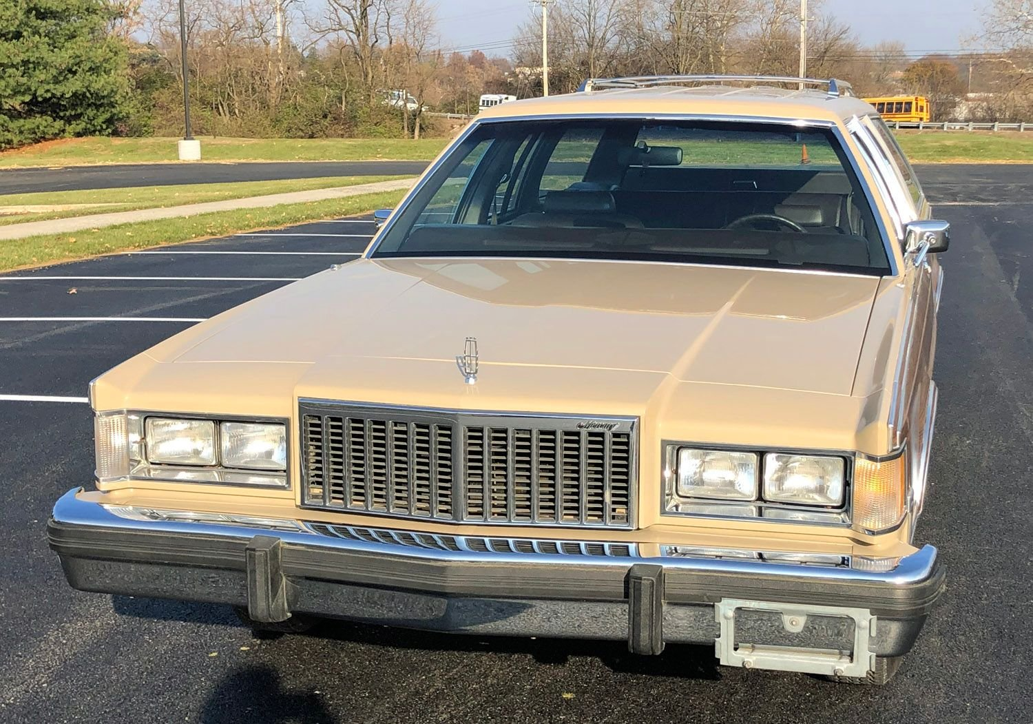 1986 Mercury Colony Park