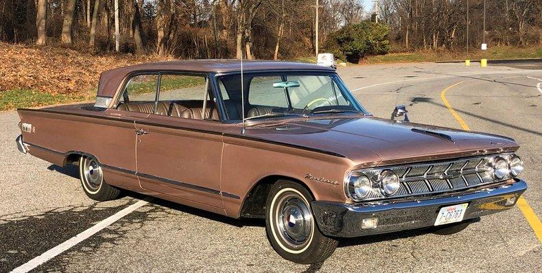 1963 mercury monterey s55