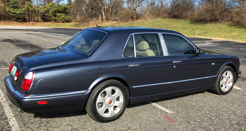 2002 Bentley Arnage