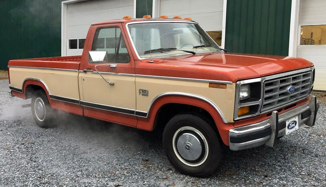 1983 ford f150 xlt