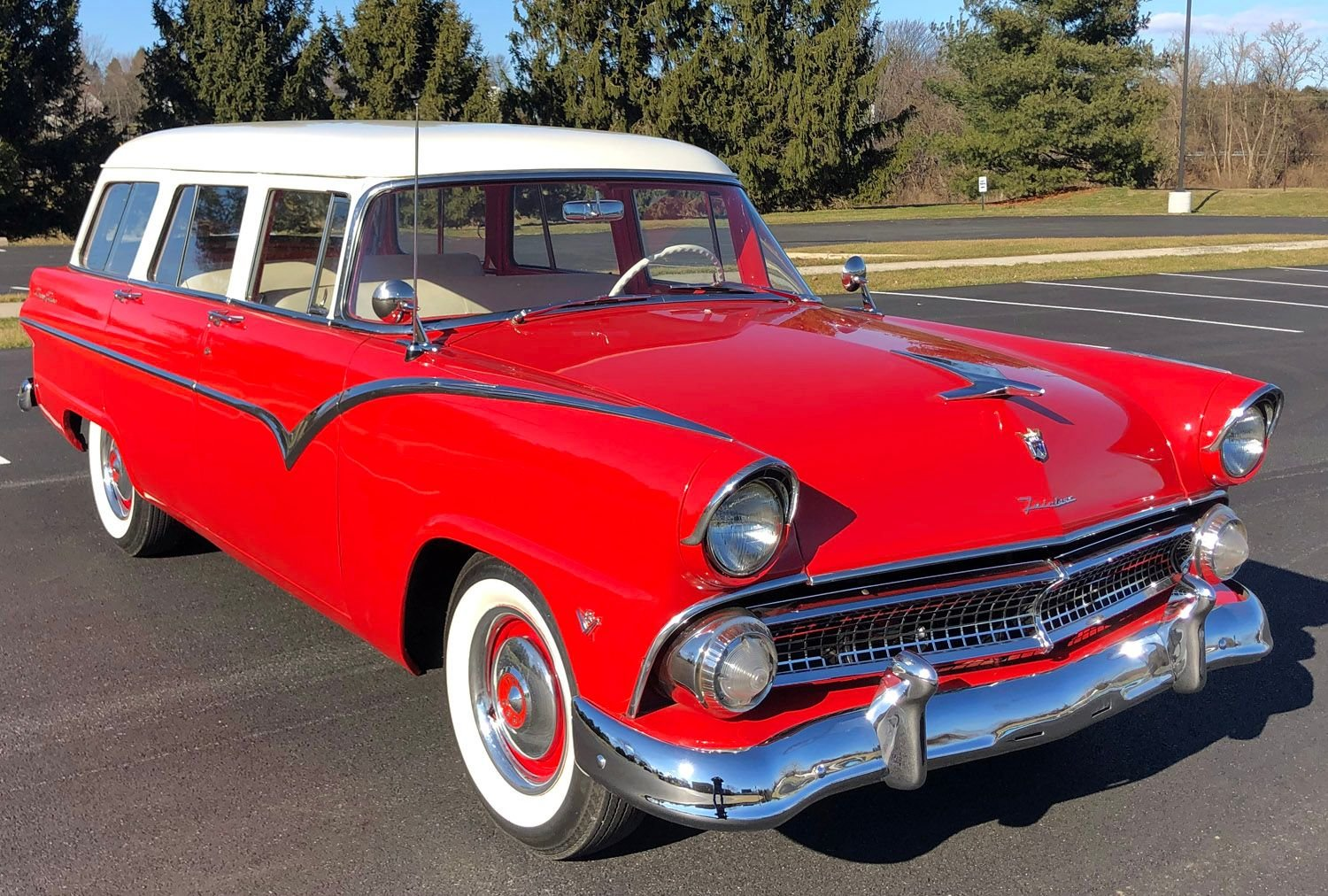 1955 Ford Station Wagon