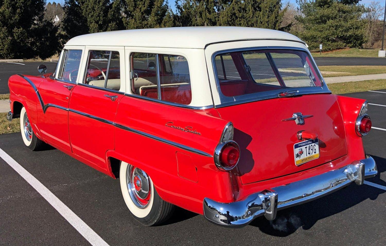 1955 Ford Station Wagon