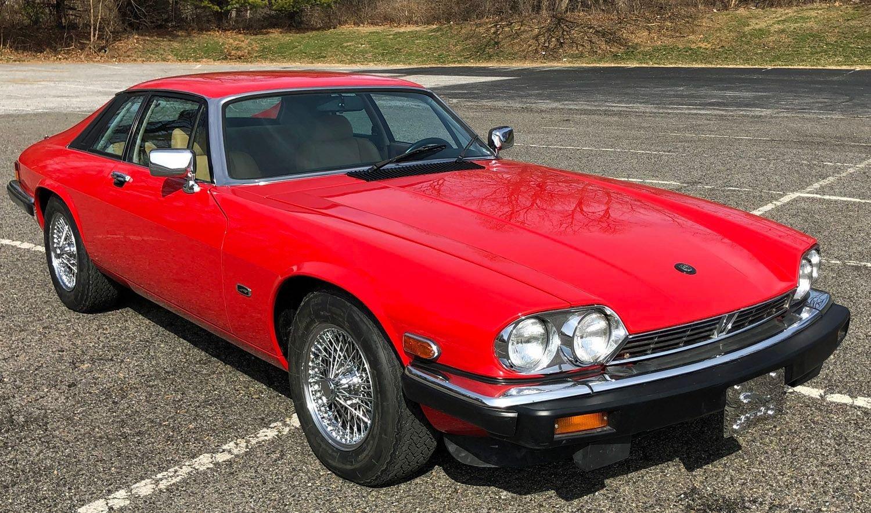 1986 Jaguar XJS