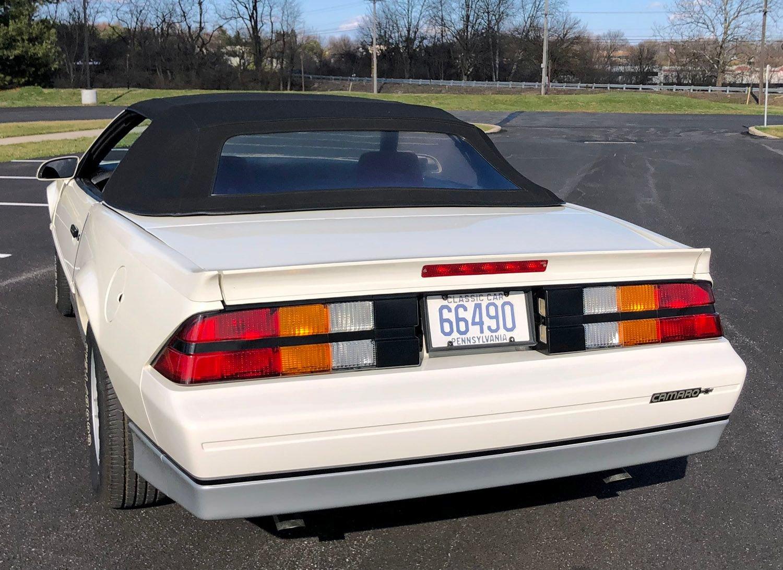 1988 Chevrolet Camaro