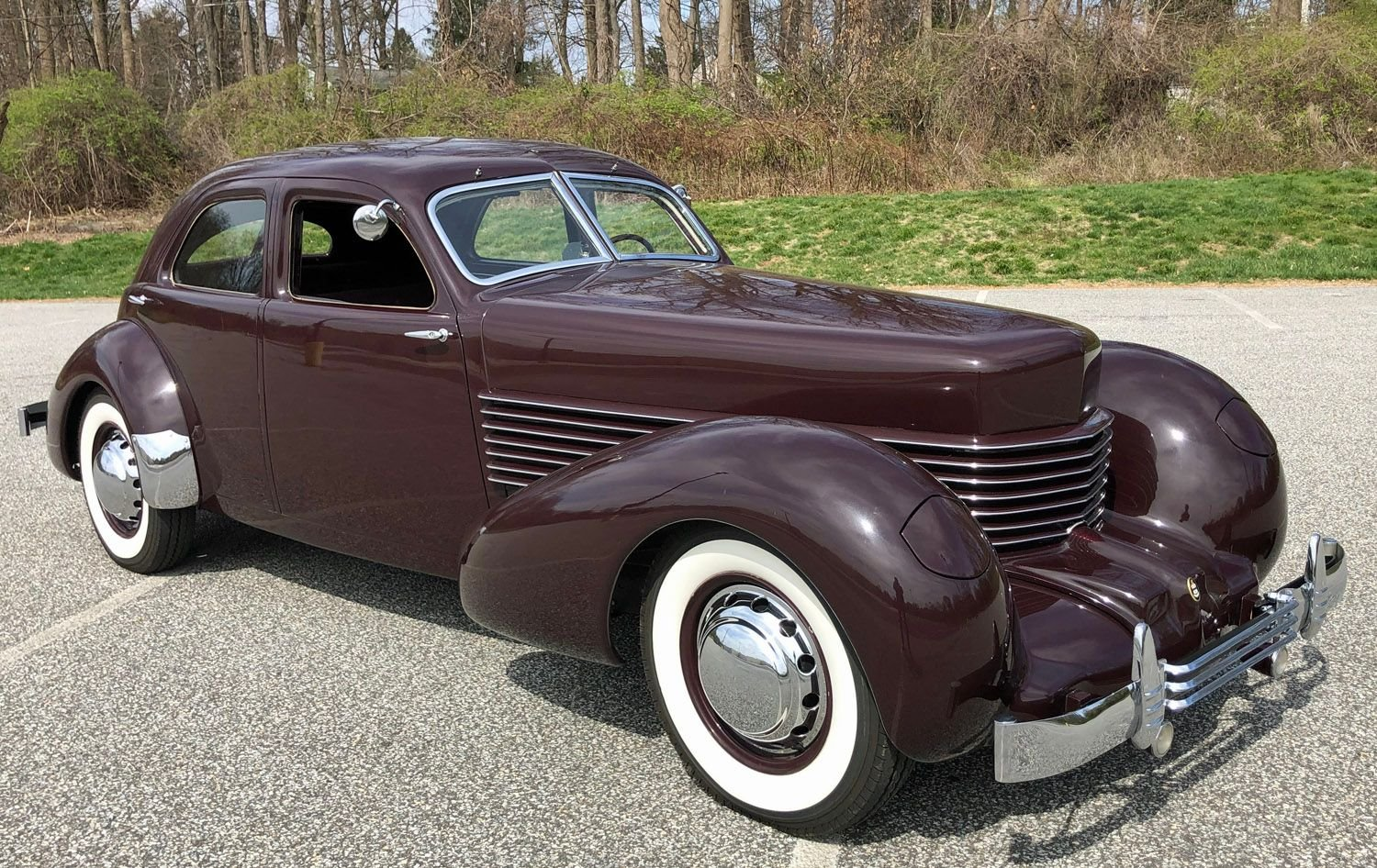 1937 cord beverly 812