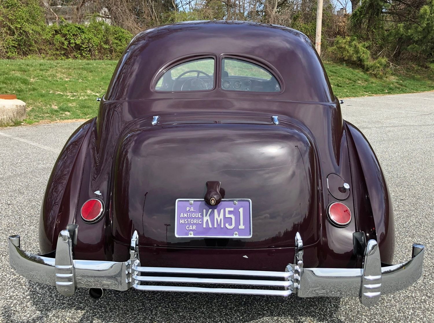 1937 Cord Beverly