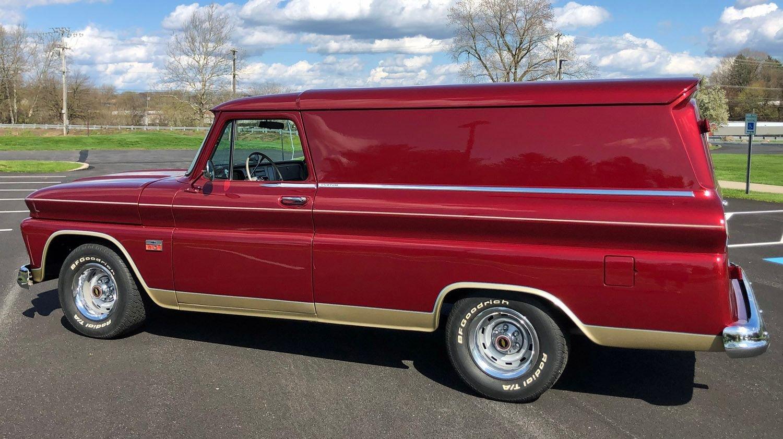 1966 Chevrolet Panel Truck
