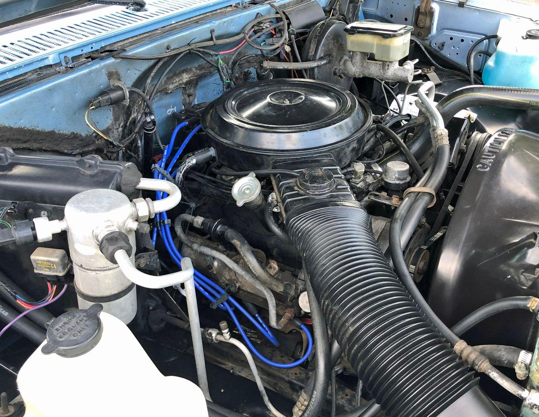 1985 Chevrolet 1/2-Ton Pickup