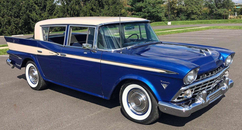 1959 rambler rebel custom