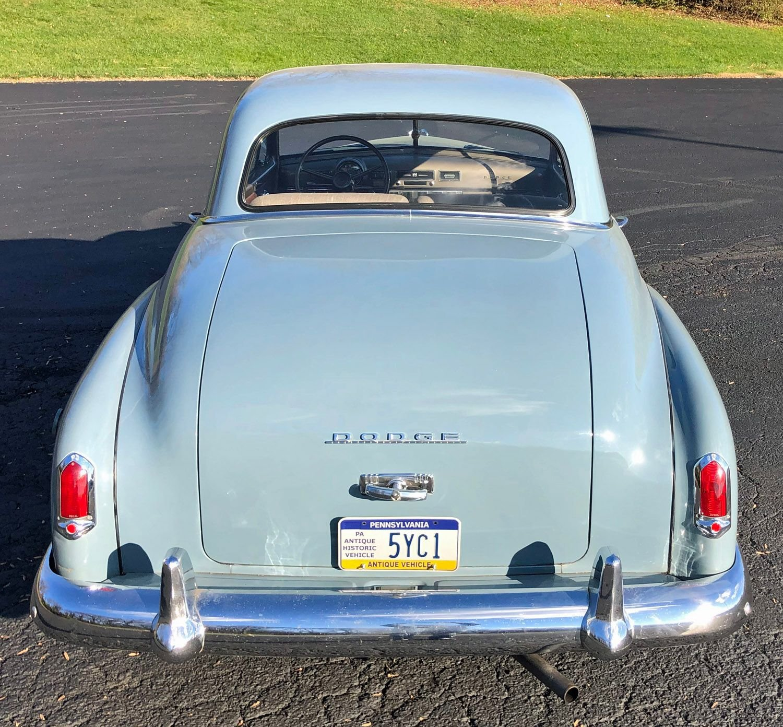 1952 Dodge Wayfarer