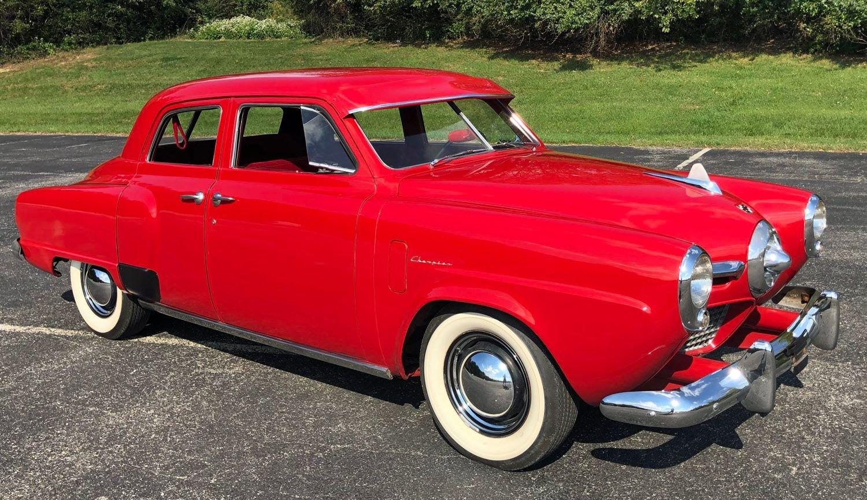 1950 studebaker champion sedan