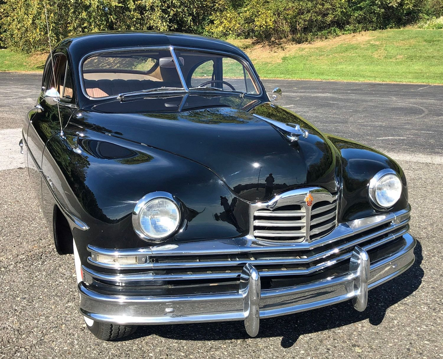 1949 Packard Deluxe Eight Club Coupe