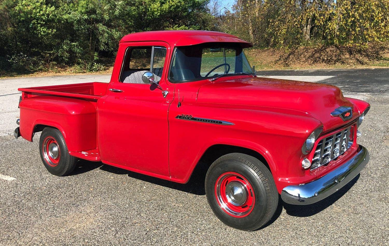 1956 chevrolet 1 2 ton pickup 3100