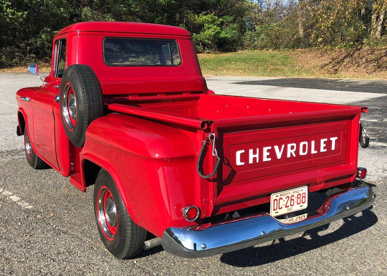 1956 Chevrolet 1/2-Ton Pickup