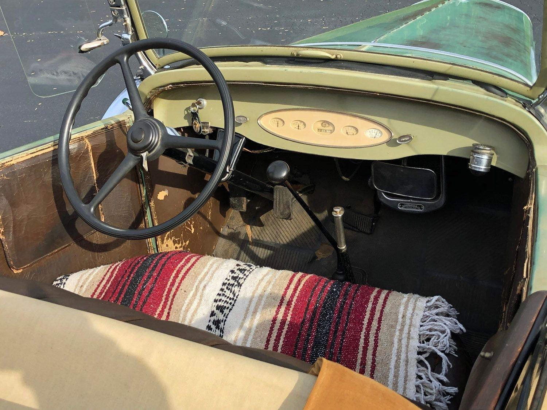 1931 DeSoto Deluxe