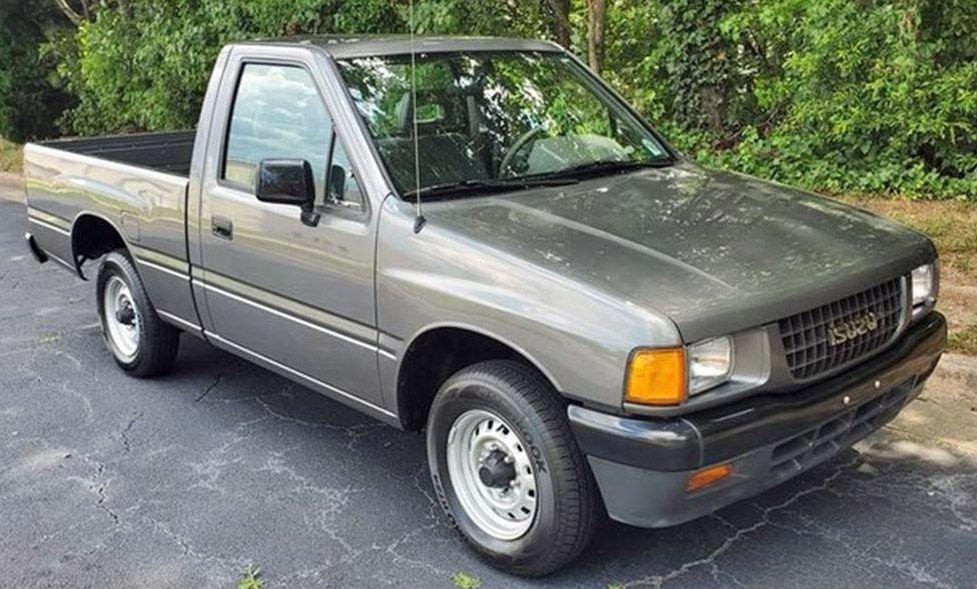 1993 isuzu pick up truck