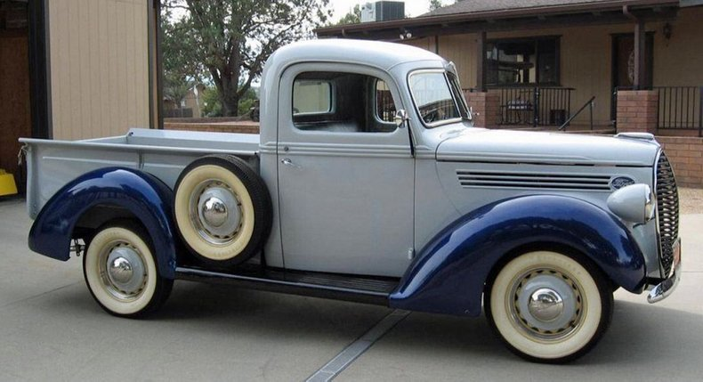 1939 ford 1 2 ton pickup