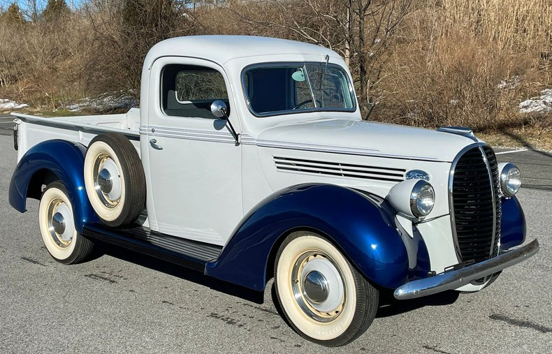 1939 ford 1 2 ton pickup