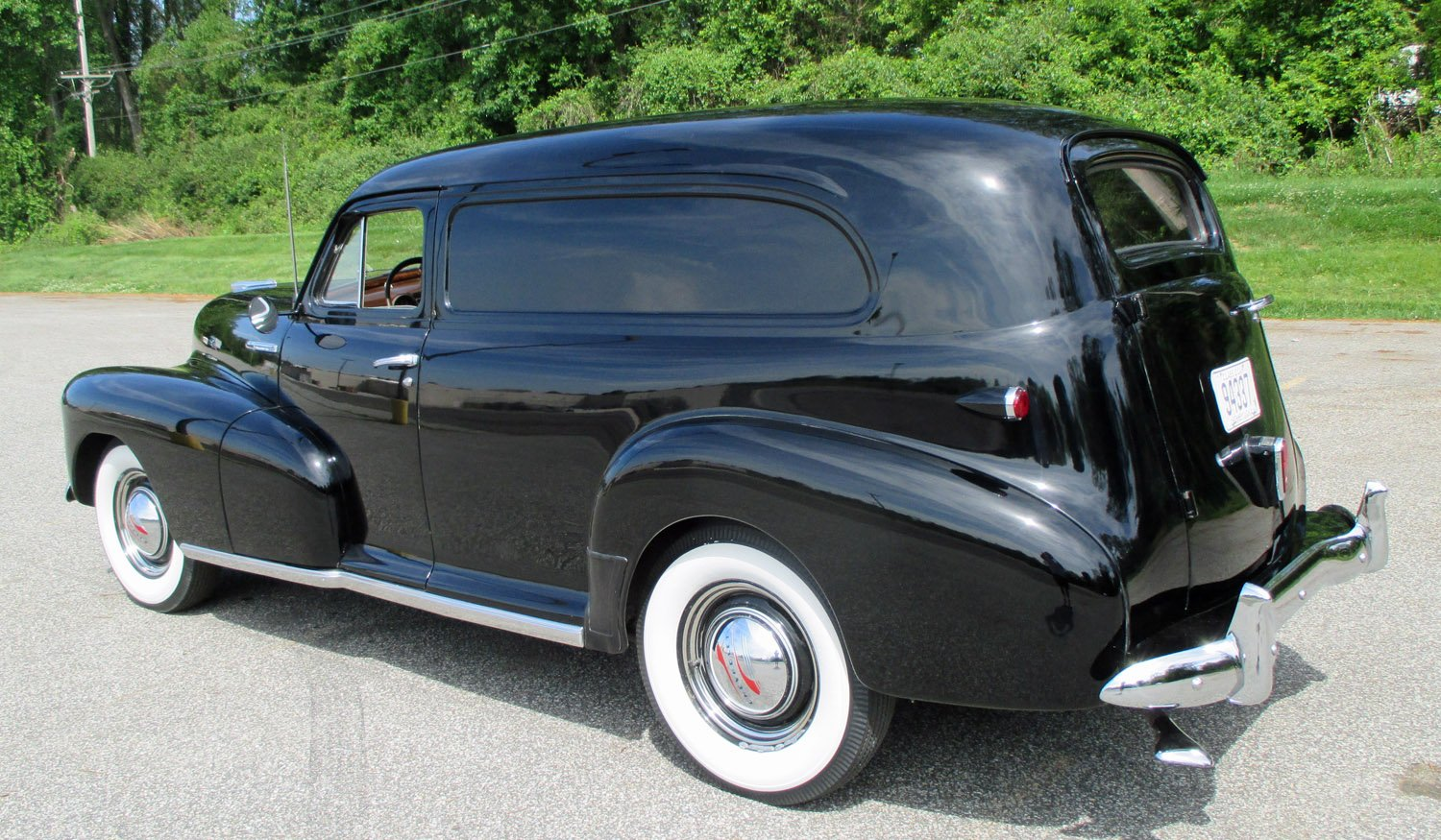 1947 Chevrolet Stylemaster | Connors Motorcar Company